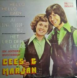 CEES & MARJAN - HELLO HELLO BABY