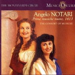 Prime musiche nuove, 1613 by Angelo Notari ;   The Consort of Musicke
