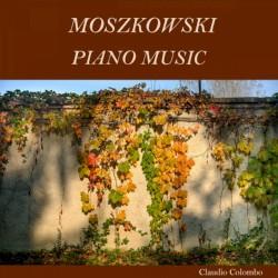 Piano Music by Moritz Moszkowski ;   Claudio Colombo