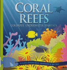 Cover of: Coral reefs | Laura Purdie Salas
