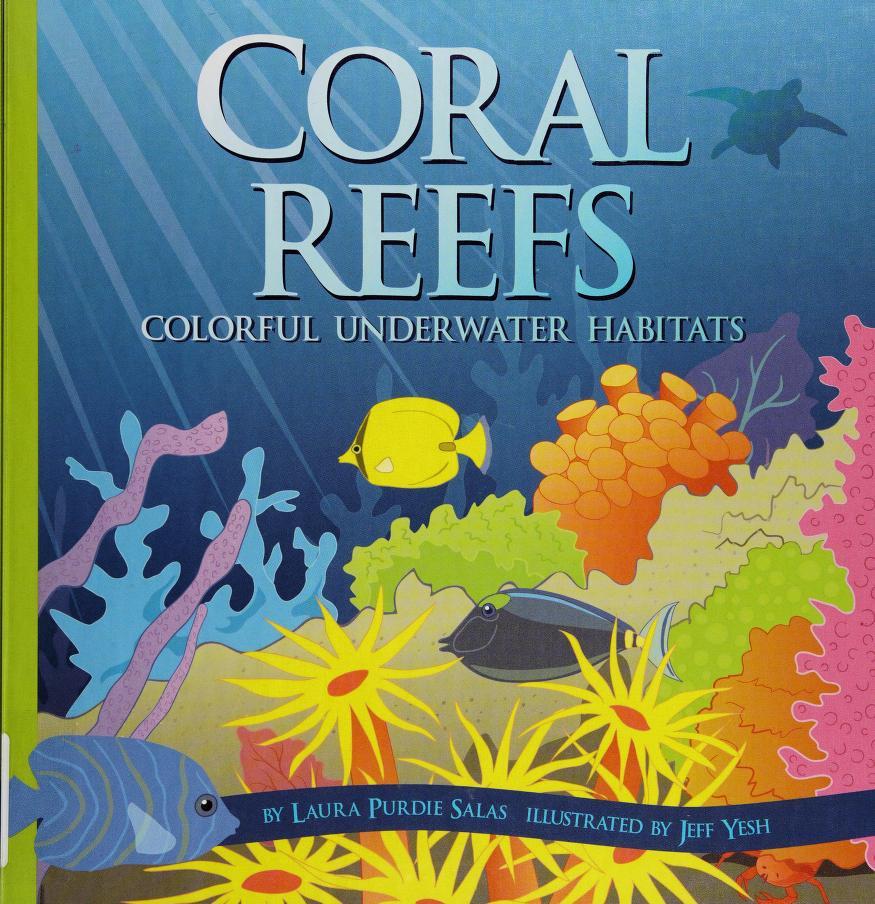 Coral reefs by Laura Purdie Salas