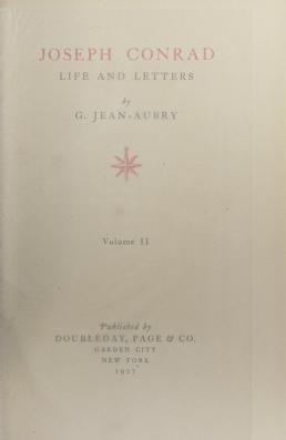 Cover of: Joseph Conrad | Joseph Conrad