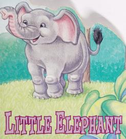 Cover of: Little Elephant | Rose Mary Berlin