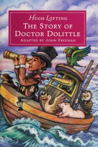 Cover of: The Story of Doctor Dolittle |
